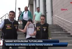 Ve karar verildi Tutuklandı...