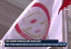YSKdan 31 Mart seçimleri kararı