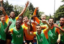 Galatasarayda Sivasspor mesaisi başladı