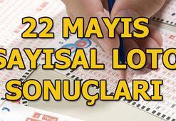 Sayısal Loto sonuçları belli oldu (22 Mayıs MPİ Sayısal Loto çekiliş sonuç sorgulama)