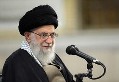 İran liderinden ABDye fotoğraflı mesaj İşte hikayesi...