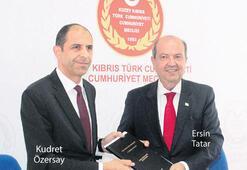 KKTC'de Başbakan Tatar