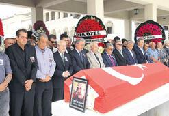 Taki Doğan Ankara'da toprağa verildi