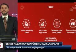 Bakan Albayrak yeni destek paketini açıkladı