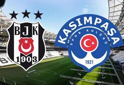 Beşiktaş Kasımpaşa maçı ne zaman saat kaçta hangi kanalda