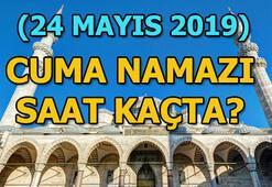 Cuma namazı bugün saat kaçta 24 Mayıs il il Cuma namazı vakitleri...