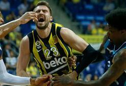 Fenerbahçe Beko - Türk Telekom: 82-72