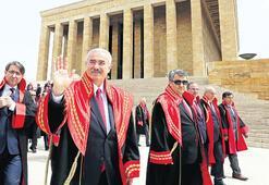 Yargıtay Başsavcısı Anıtkabir'i ziyaret etti