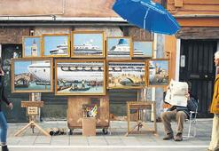 Banksy Venedik Bienali'nde