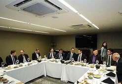 New Yorktaki Türk heyeti farklı din temsilcileriyle iftarda buluştu