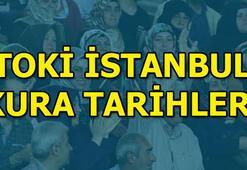 TOKİ 50 bin sosyal konut kuraları çekiliyor İstanbul kura çekilişi ne zaman
