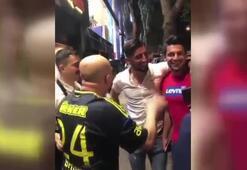 Allahyar Sayyadmanesh Fenerbahçeli taraftarlarla karşılaşırsa...