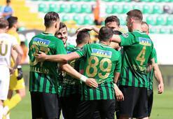 Akhisarspor, Süper Lige veda maçında