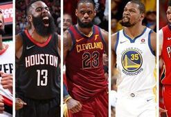 NBAde yılın 5leri belli oldu