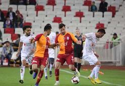 Galatasarayda dikkat çeken eksik Hasan Şaş...