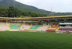 Alanyasporun stadına UEFA denetimi