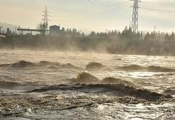 Dicle Nehri son 30 yılın en berrak görünümünde