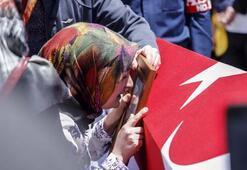Şehit Mehmet Köklü, Yozgatta toprağa verildi
