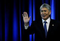 Kırgızistanda eski Cumhurbaşkanı Atambayev parti liderliğinden ayrıldı