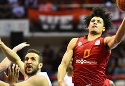 Gaziantep  Basketbol - Galatasaray Doğa Sigorta: 79-69