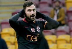 Galatasarayda Sinan Gümüşe tepki