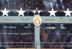 Galatasaraydan 5. yıldız mesajı
