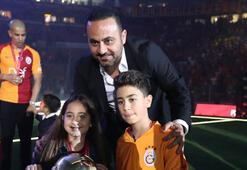 Galatasarayda Hasan Şaş korkuttu