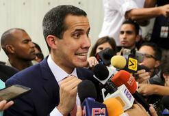 Venezuelada iktidar ve muhalefet görüşüyor