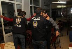Ülke genelinde operasyon 113 kişi gözaltına alındı
