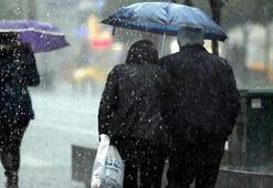Meteorolojiden gök gürültülü sağanak uyarısı İstanbul hava durumu