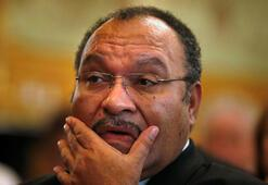 Papua Yeni Gine Başbakanı ONeill istifa etti