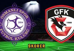Gazişehir Gaziantep penaltılarla finale yükseldi