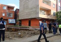 Sancaktepede 3 katlı bina boşaltıldı