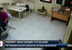 PKKlı terörist Aras Faraşin tutuklandı