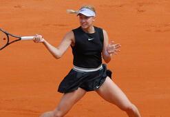 Kerber, turnuvaya ilk turda veda etti