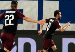 Hakan Çalhanoğlu attı, Milan, SPALı yıktı