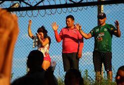 Brezilyada hapishane kavgası kanlı bitti
