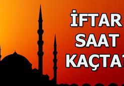 Bugün iftar saat kaçta olacak İstanbul-Ankara-İzmir iftar saatleri