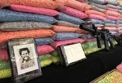 Baskında Escobar detayı Fotoğrafları çıktı