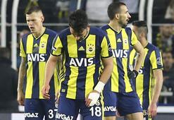 Fenerbahçe, sezonu kötü rekorlarla bitirdi