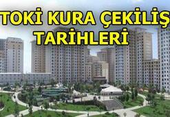 2019 TOKİ kura çekilişi tarihi belli oldu mu 50 bin TOKİ konut projesi
