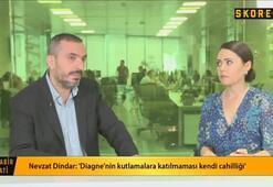 Nevzat Dindar: Falcao Galatasaray gibi bir kulüpte oynamak ister