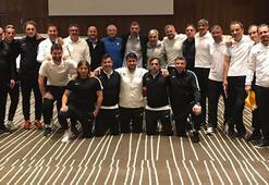 Slaven Bilic, UEFA Pro Lisans Kursuna konuk oldu