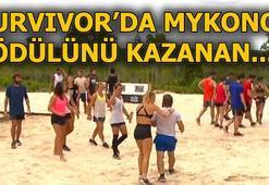 Survivor 80. yeni bölümde Mykonos ödülünü hangi takım kazandı