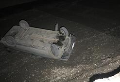 Karabükte trafik kazaları: Yaralılar var