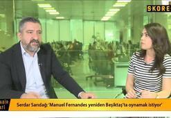 Serdar Sarıdağ: Rumen kaleci Beşiktaşın gündeminde