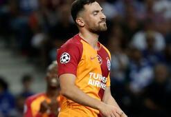 Galatasarayda Sinan Gümüş dönemi bitti