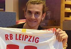Atınç, Red Bull Leipzigden ayrıldığını açıkladı
