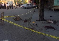Köy meydanında silahlı çatışma: 3 ölü, 7 yaralı