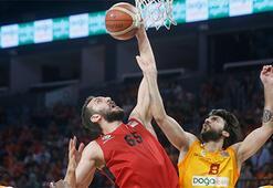 Galatasaray Doğa Sigorta-Gaziantep Basketbol: 89-77